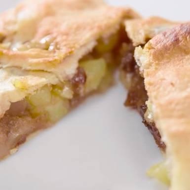 Rezept: Wiener Apfelstrudel
