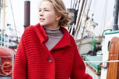 Winterjacken stricken - 4 Anleitungen