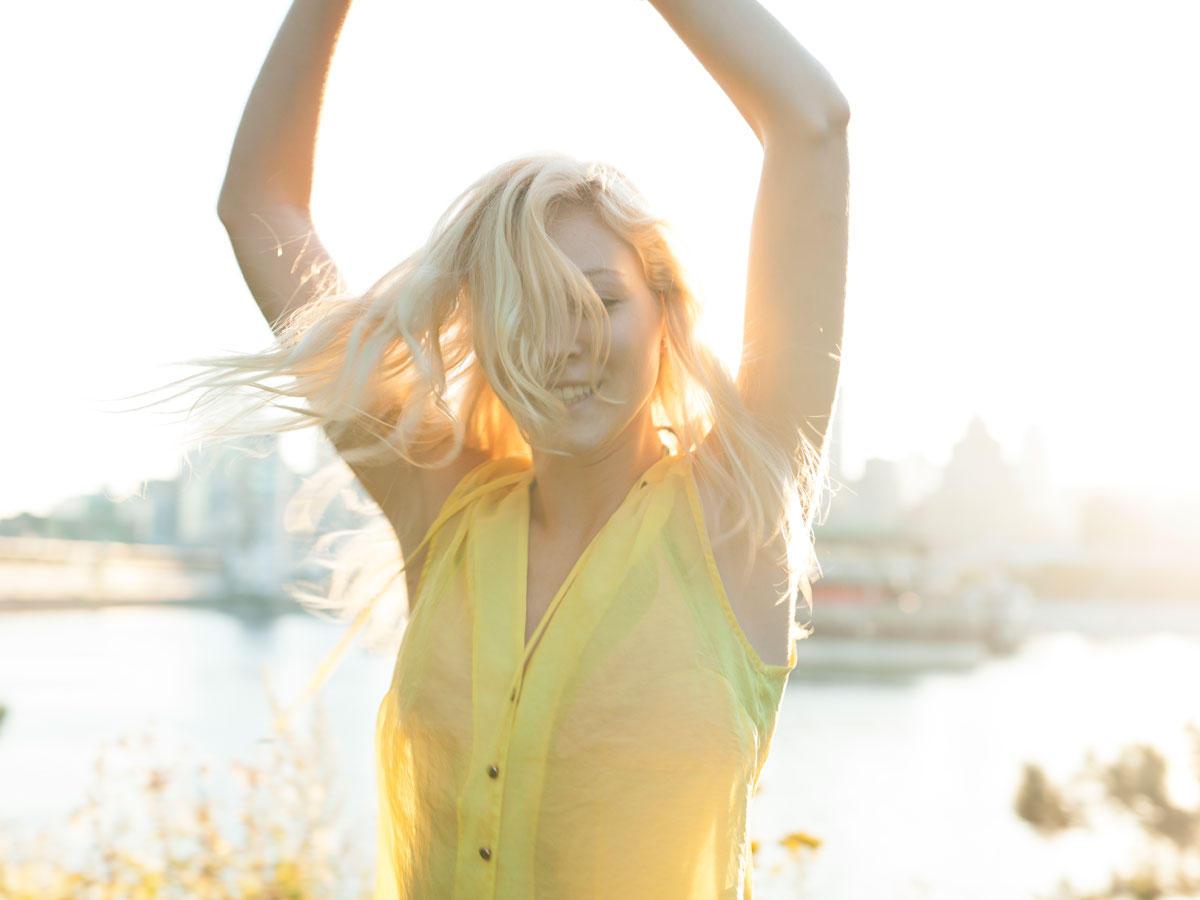10 einfache Regeln für ein gesundes, glückliches Leben