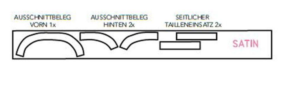 Kleines Schwarzes nähen - entworfen von Guido Maria Kretschmer