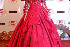 Platz 7: Rita Ora bei den MTV Europe Music Awards