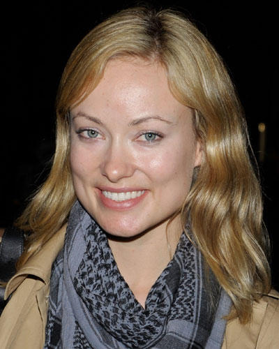 Ohne Make-up: Olivia Wilde