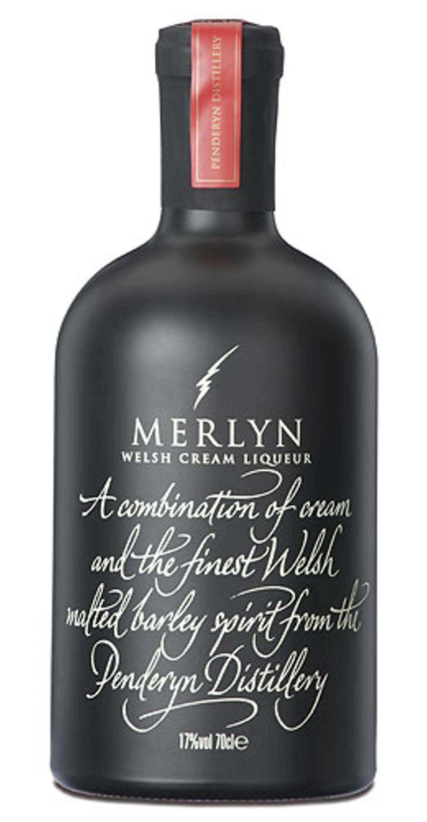 Whiskeylikör Merlyn
