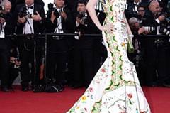 Platz 10: Fan Bingbing bei den Filmfestspielen in Cannes