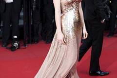 Platz 1: Jessica Chastain bei den Filmfestspielen in Cannes
