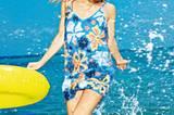 Ein aufregendes Sommerkleid darf nicht fehlen