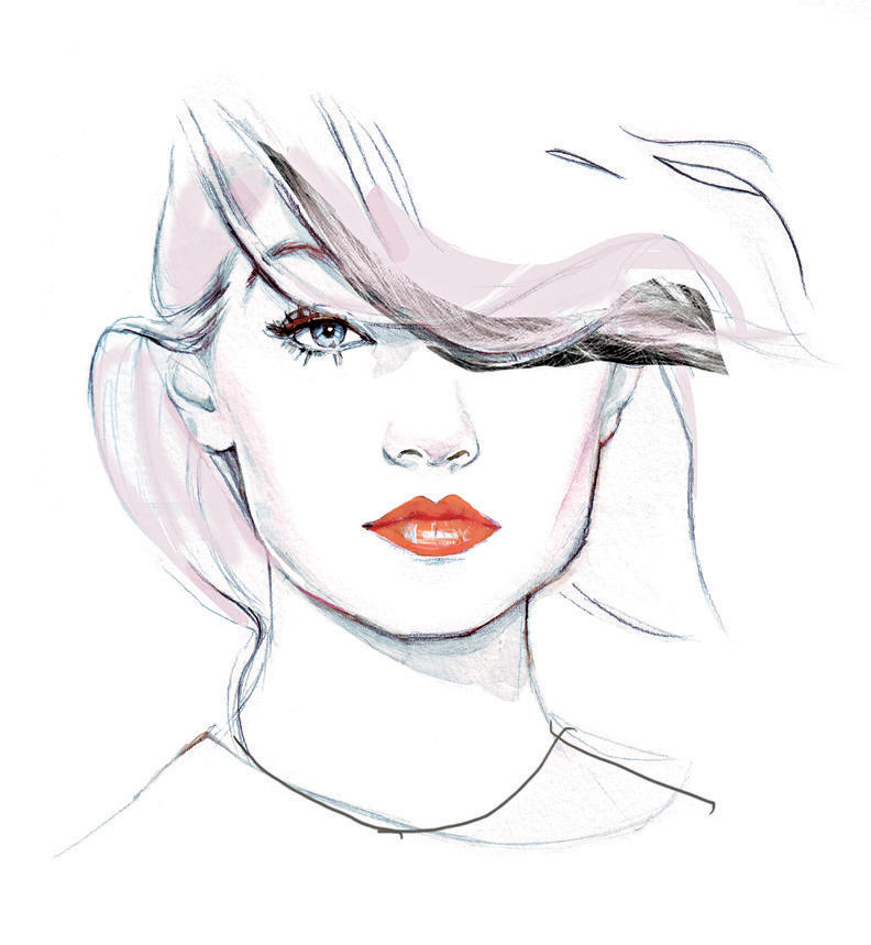 Bei eckigen Gesichtern sind Stirn, Wangen und Kinn gleich breit und meistens sehr ausgeprägt. Beim Brillengestell sollte daher darauf geachtet werden, dass es das Gesicht weicher und somit auch freundlicher wirken lässt. So wird quais ein Gegenpol zu markanten, eckigen Gesichtszügen geschaffen. Das funktioniert gut mit runden und ovalen Fassungen. Kräftige Farben und Bügeldetails betonen zusätzlich die Rundungen der Brille, filigrane Gestelle lassen die Konturen des Gesichts weicher erscheinen. Eckige Gestelle würden hingegen die strengen Gesichtszüge nur noch mehr betonen. Wer ein stark ausgeprägtes Kinn hat, sollte besser keine Brillen in Tropfenform tragen – die lenken den Blick zu sehr auf die untere Gesichtspartie.