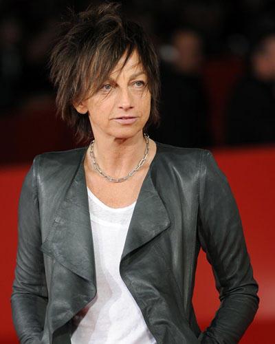 Gianna Nannini - Schwangerschaft mit 54