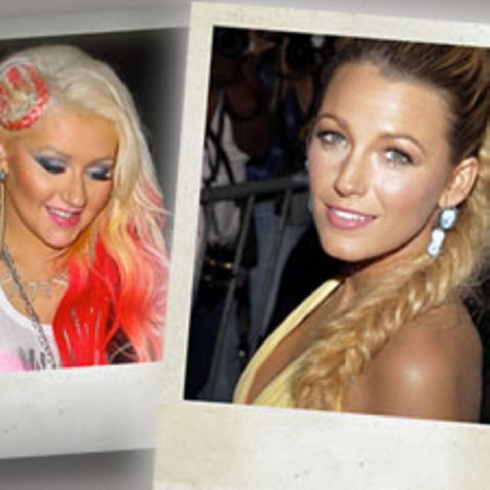 Frisuren: Die Tops und Flops des Jahres