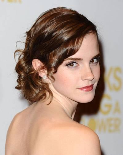 Top-Frisur 2012: Emma Watson