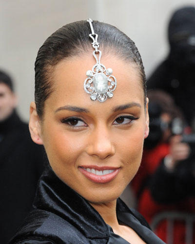 Flop-Frisur 2012: Alicia Keys