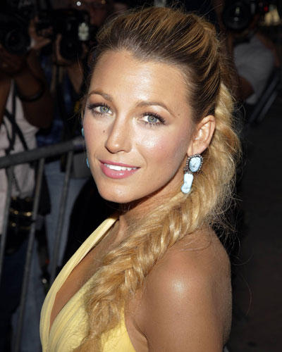 Top-Frisur 2012: Blake Lively