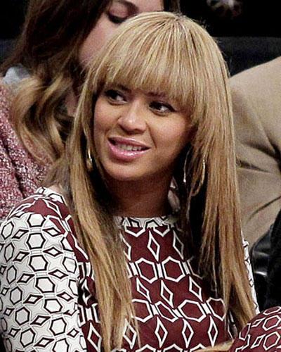 Flop-Frisur 2012: Beyoncé Knowles