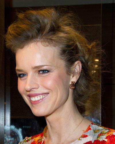 Flop-Frisur 2012: Eva Herzigova
