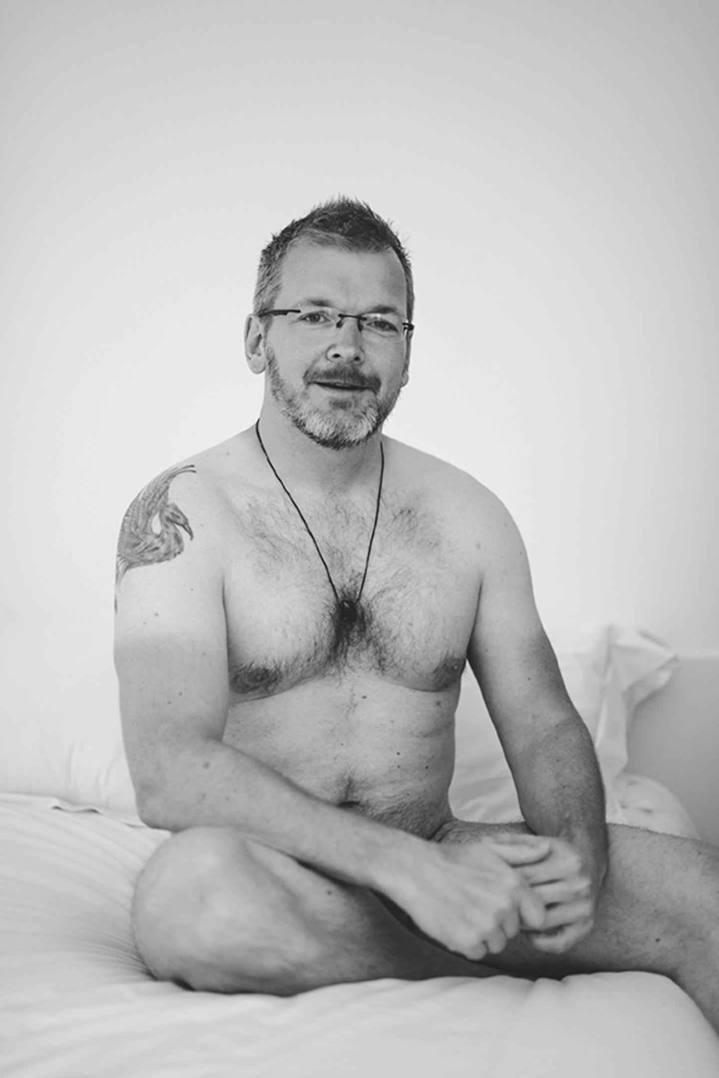 Gegen Body-Shaming: Diese Männer zeigen wie vielfältig