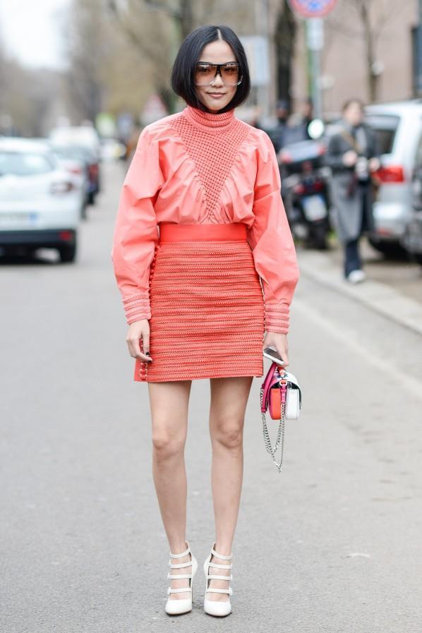 Mailand Fashion Week 2016 Streetstyles
