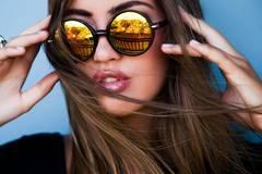 Sommer: Die schönsten Sonnenbrillen-Trends 2016