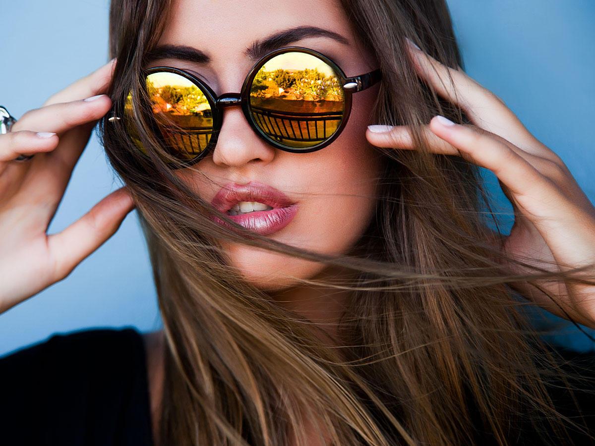 Die schönsten Sonnenbrillen-Trends 2016