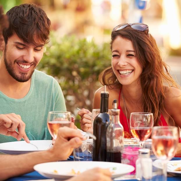 Regeln für gesunde Ernährung: Gemeinsam essen