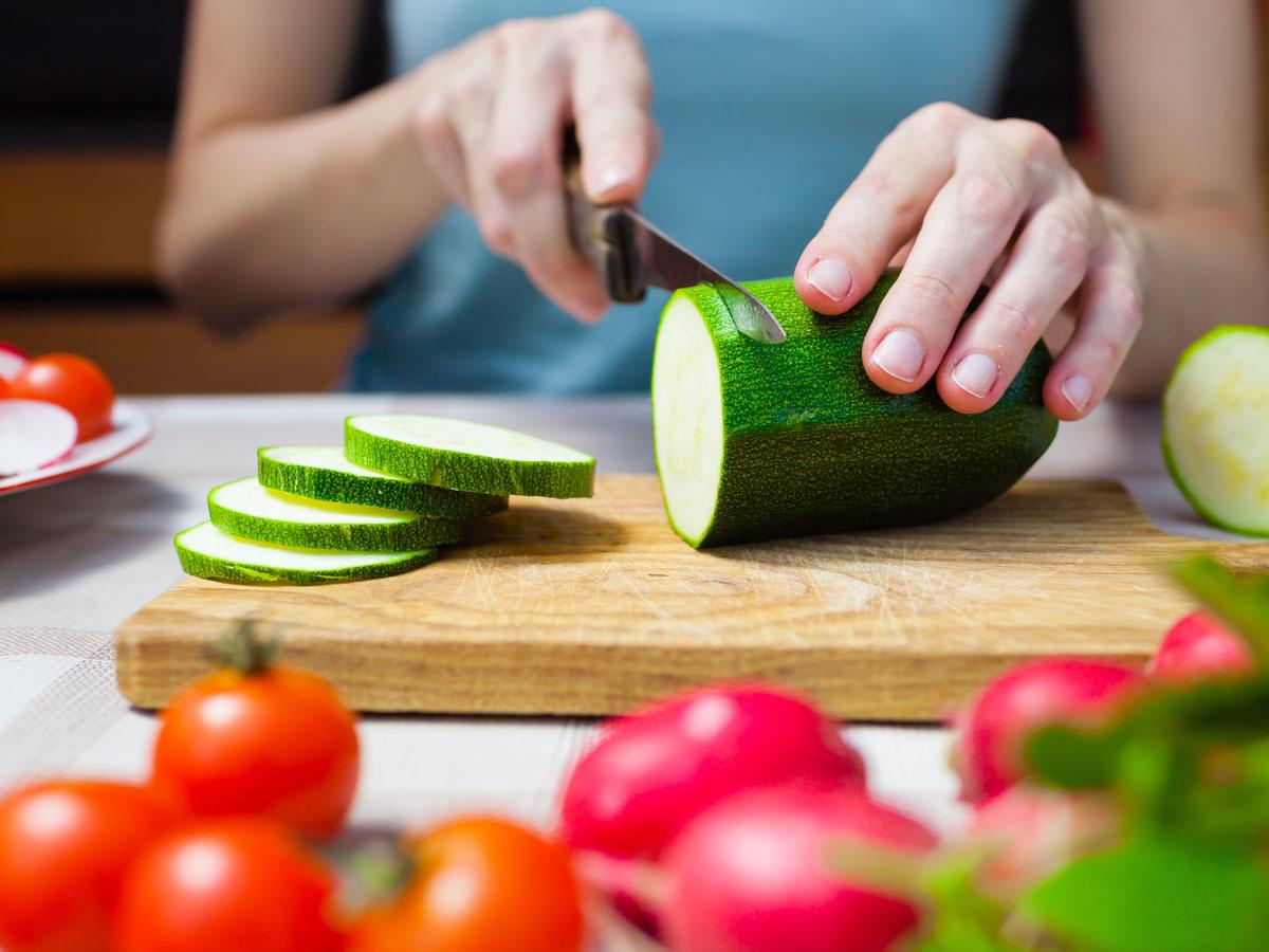 7 einfache Regeln für eine gesunde Ernährung