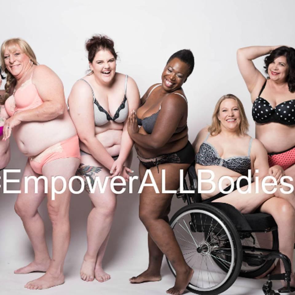 So sieht Plus Size WIRKLICH aus! Die ehrliche Antwort auf #ImNoAngel