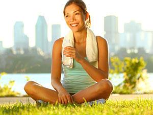 Ayurveda: Welcher Fitnesstyp sind Sie?