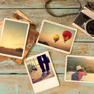 Urlaubsfotos