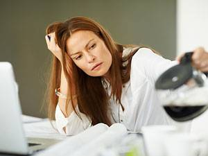 Burnout-Symptome: Test: Bin ich ausgebrannt?