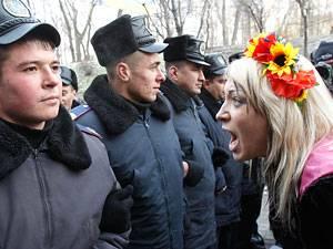 Der Meinungs-Check: Femen: Was halten Sie von der Protestgruppe?