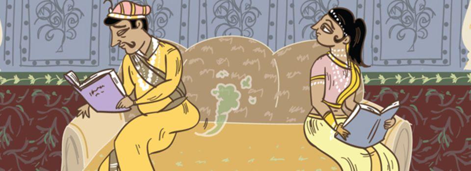 Das Alltags-Kamasutra: 6 Stellungen für Langzeitpaare