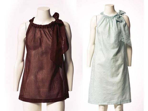 Schnittmuster kleid rimini