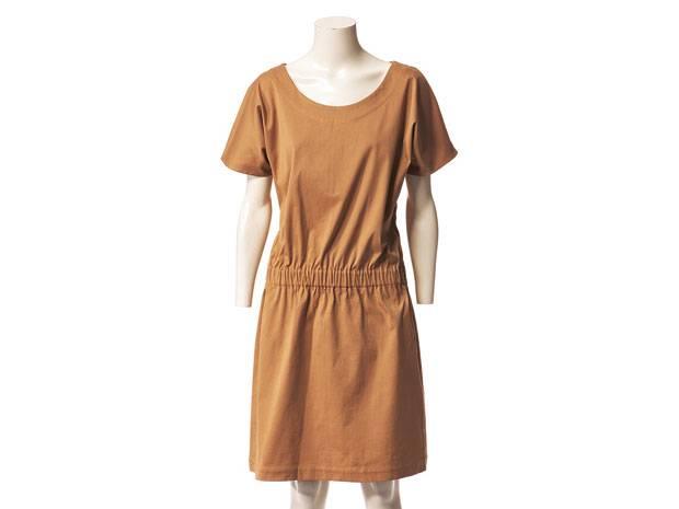 Schnittmuster: Kleid mit Gummizug nähen - eine Anleitung | BRIGITTE.de