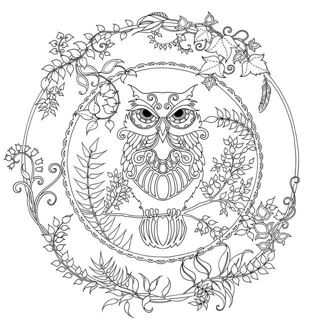 design originals coloring pages - photo #19