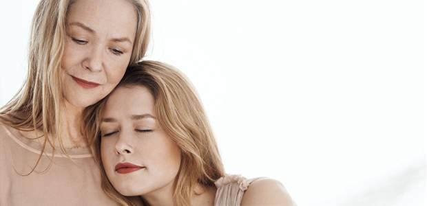 Mutter und Tochter: Brigitte und Laura