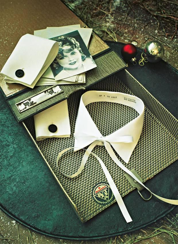 Kreativ kragen mit manschetten selber machen - Kreativ brigitte de ...