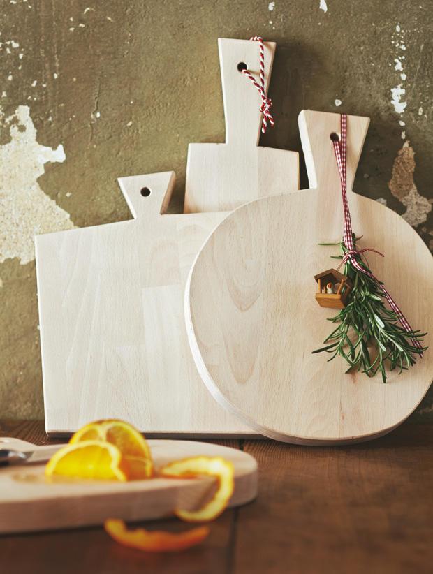 Anleitung schneidebretter selber machen immer - Scha ne weihnachtsdeko selber machen ...