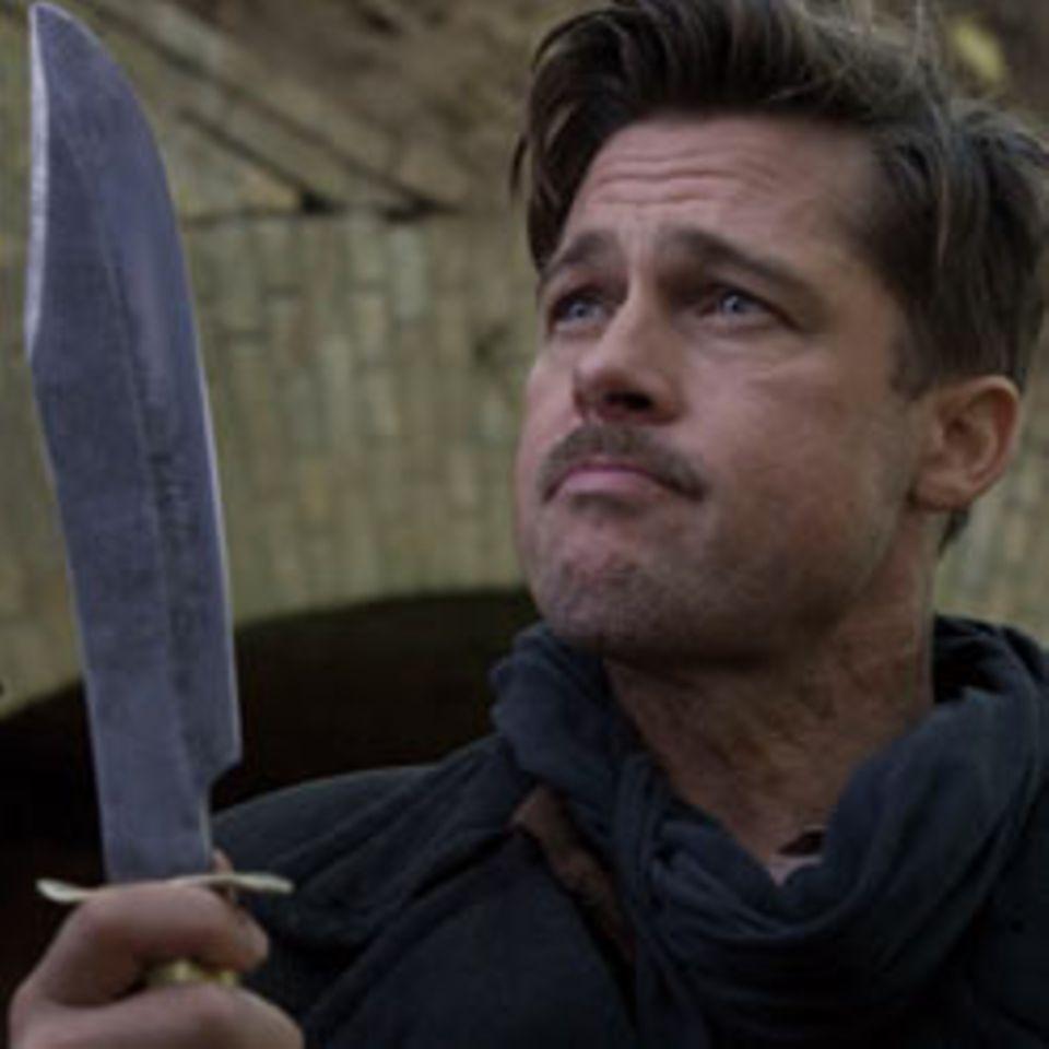 "Brad Pitt in ""Inglourious Basterds"""