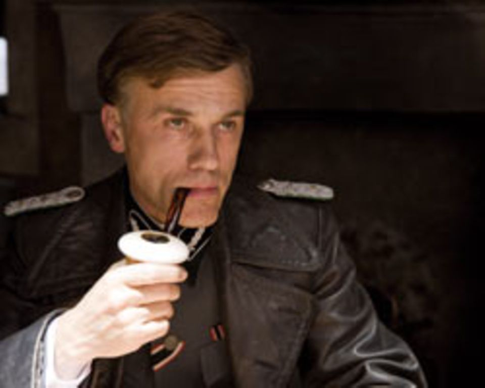 """Inglourious Basterds"": Oberst Hans Landa (Christoph Waltz)"