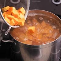 Herbstküche: Kürbis, süß-sauer eingelegt: Herbst pur!