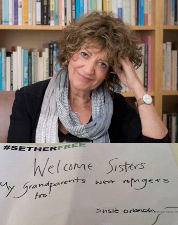 Susie Orbach, Psychotherapeutin und Buchautorin