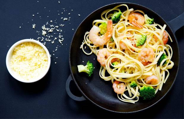 iss dich gl cklich diese pasta macht schlank und ist gesund. Black Bedroom Furniture Sets. Home Design Ideas