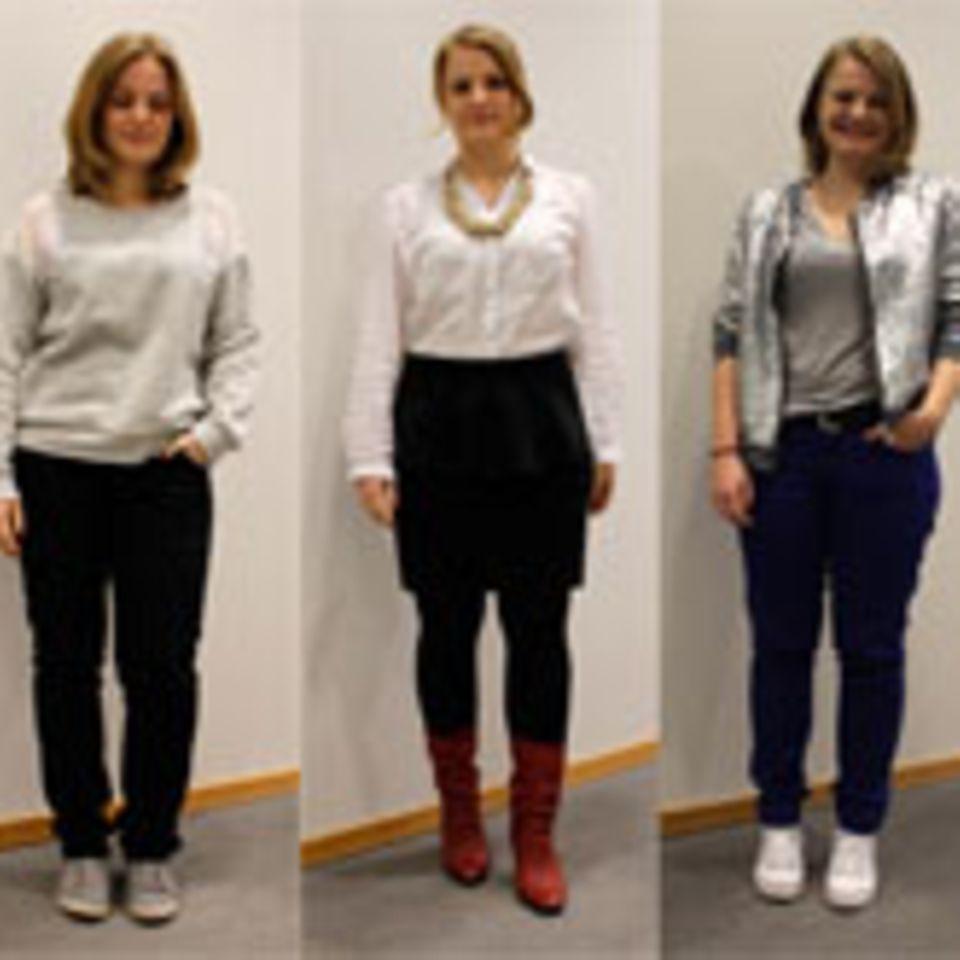 Bin ich eine andere, wenn ich feminine Kleidung trage?