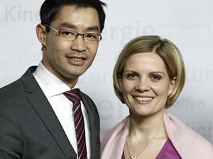 Interview mit der Frau von Vizekanzler Rösler: Philipp und Wiebke Rösler sind seit 2002 verheiratet und seit 2008 Eltern von Zwillingen