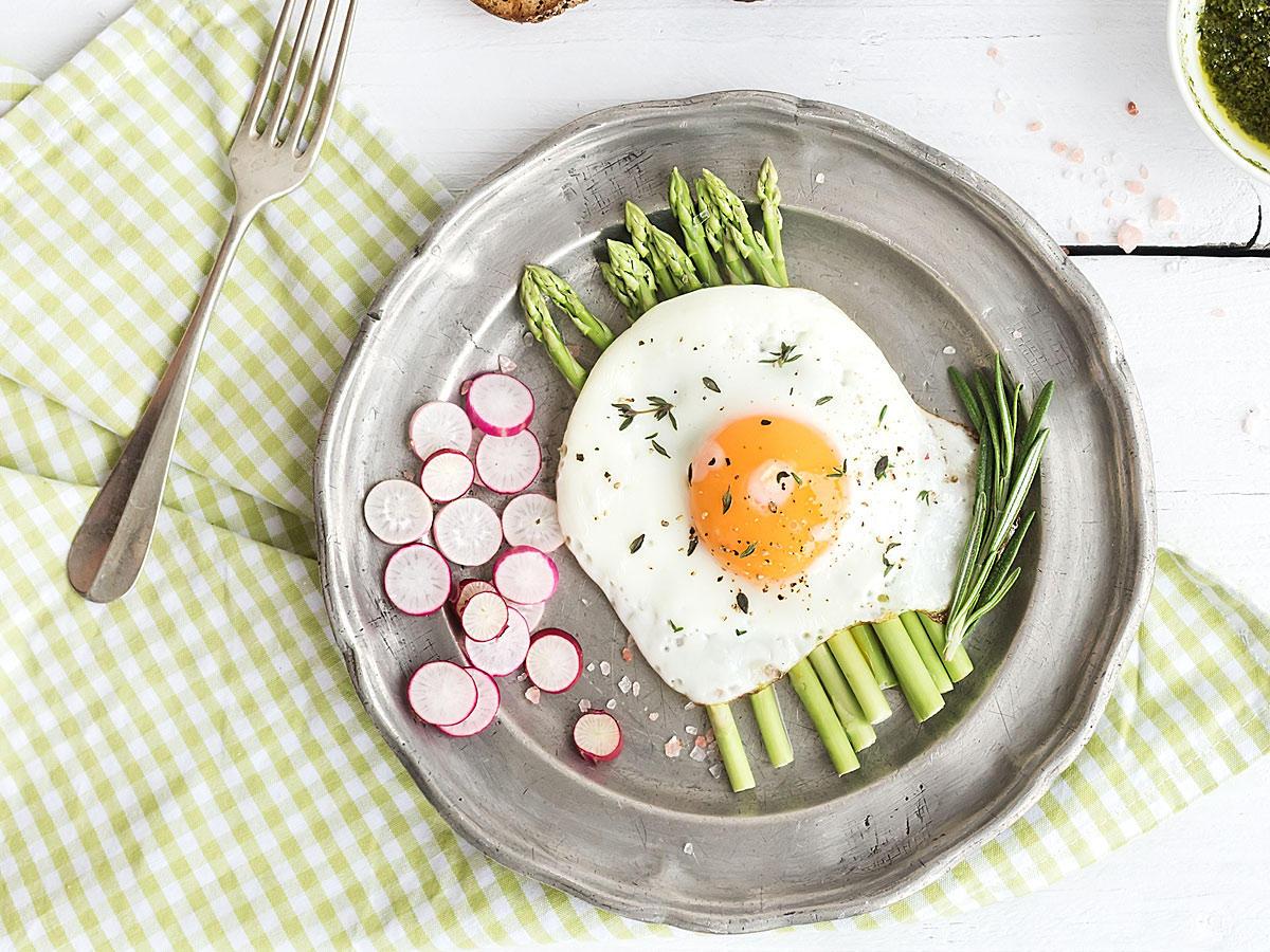 5 Lebensmittel, die mehr Protein als Eier haben
