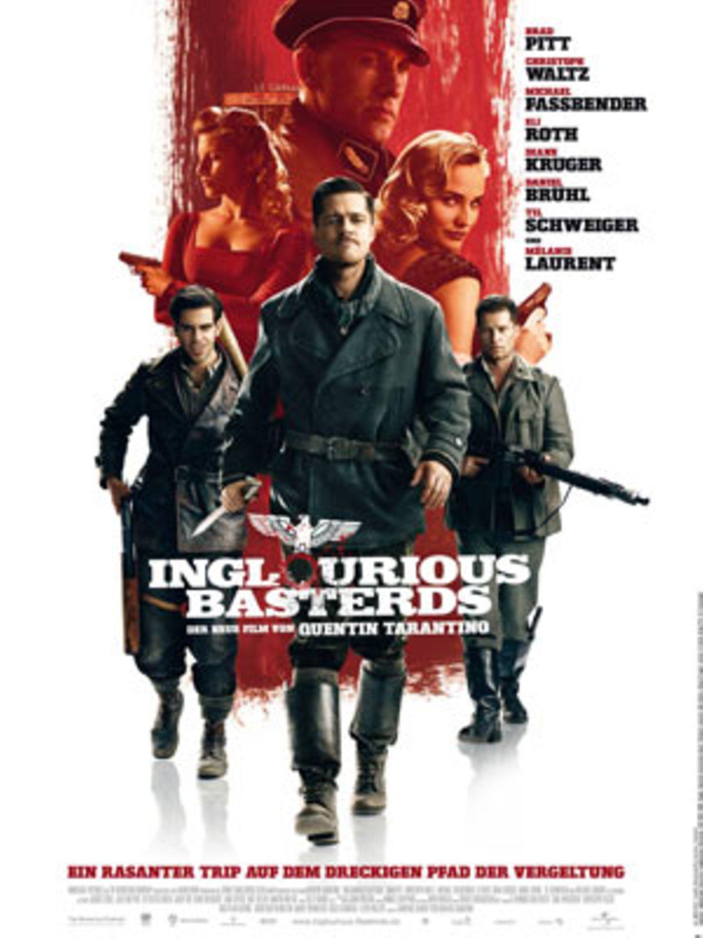 Kino-Tipp: Inglourious Basterds