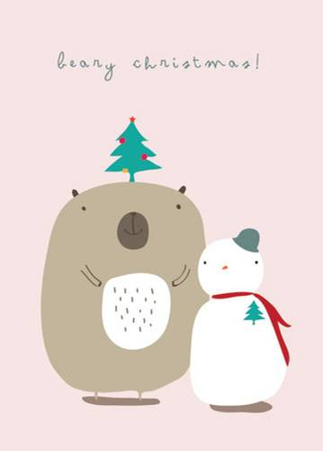 Weihnachten: Weihnachtskarten und Geschenkpapiere zum Ausdrucken