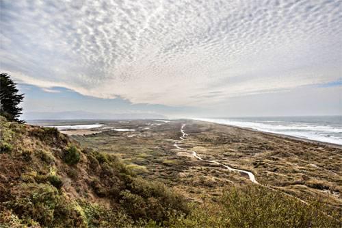 Northern California Coastal Vista