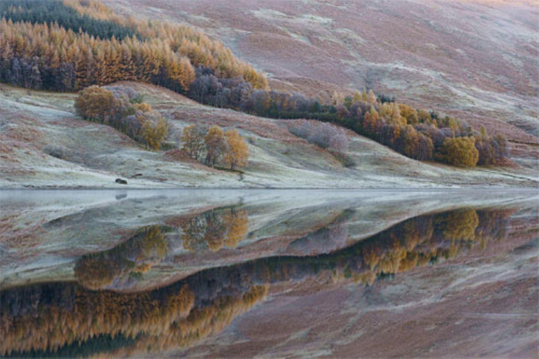 Loch Lubhair Reflection