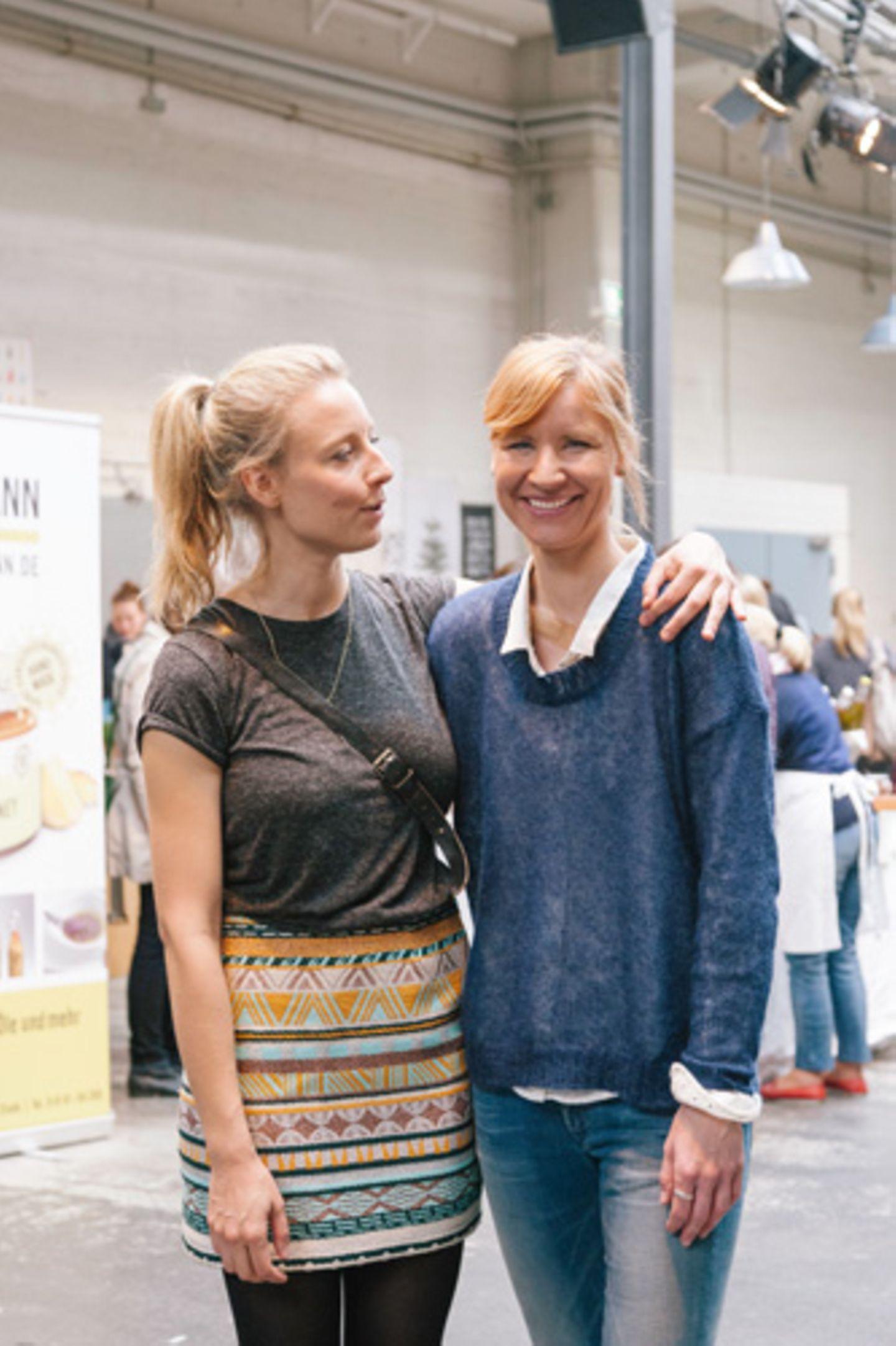 """Sophie und Catharina von """"Hello Handmade"""""""