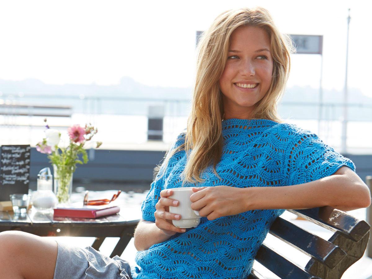 Sommermode häkeln und stricken - leicht und luftig!